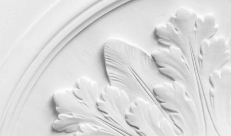 decorative plaster work