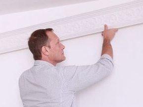 installing new cornice